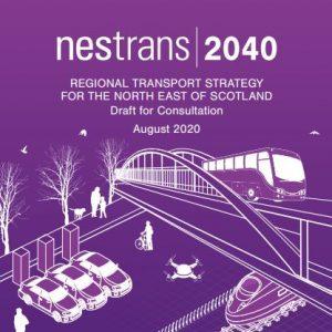 Nesttrans 2040 draft transport strategy